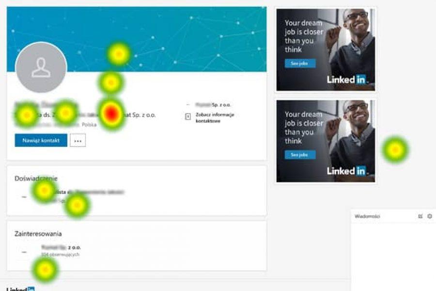 Eyetracking w branży rekrutacyjnej – case study systemu rekrutacyjnego Element